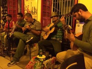 Roda de Choro at Bar Retalhos